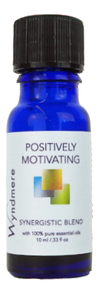 Positively Motivating Synergistic Blend ~ 10ml (1/3 oz)
