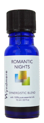 Romantic Nights Synergistic Blend ~ 10ml (1/3 oz)