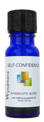 Self Confidence Synergistic Blend ~ 10ml (1/3 oz)