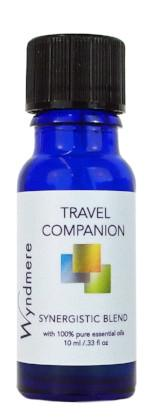 Travel Companion Synergistic Blend ~ 10ml (1/3 oz)