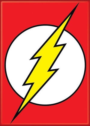 Classic Flash DC Comic Magnet