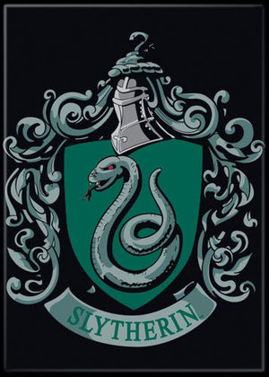 Slytherin House emblem Harry Potter Magnet
