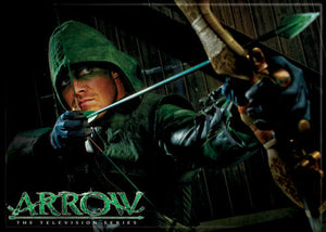 Arrow the CW Television Series Magnet