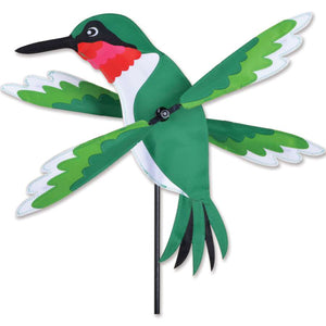 "Hummingbird Whirligig Wind Spinner (16"")"