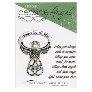 Always By My Side ~ Irish Celtic Bedside Angel