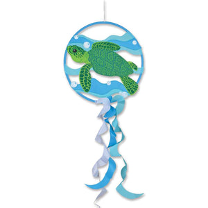 Sea Turtle Garden Dreamcatcher