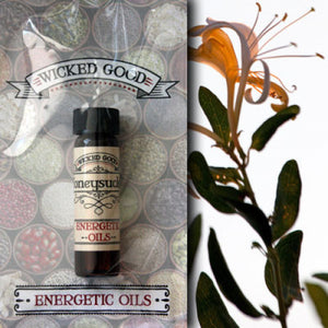 Honeysuckle ~ Wicked Good Energetic Oil (2 Dram; 7 ml)