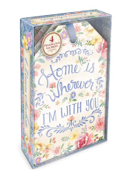 Home With You Boxed Scented Sachets