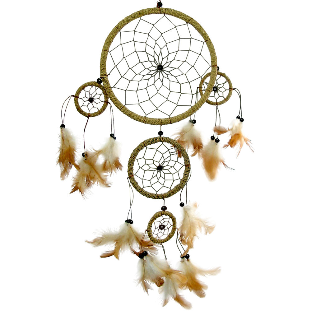 Quintessential Natural Dreamcatcher