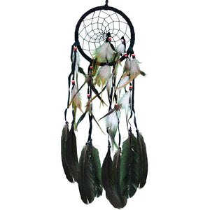 Black Secret Dreamcatcher