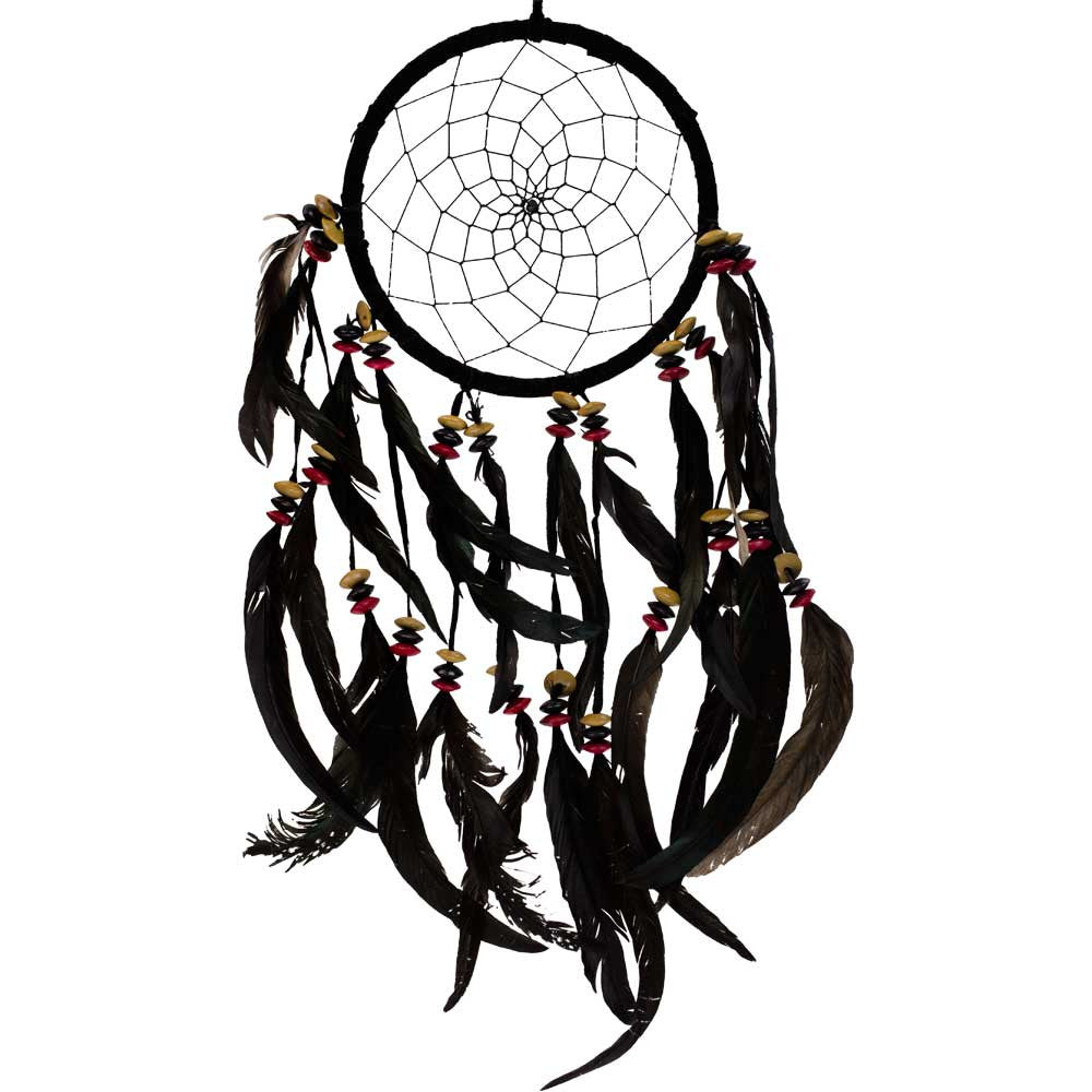 Black Magic Dreamcatcher