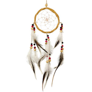 Natural Ratten Dreamcatcher
