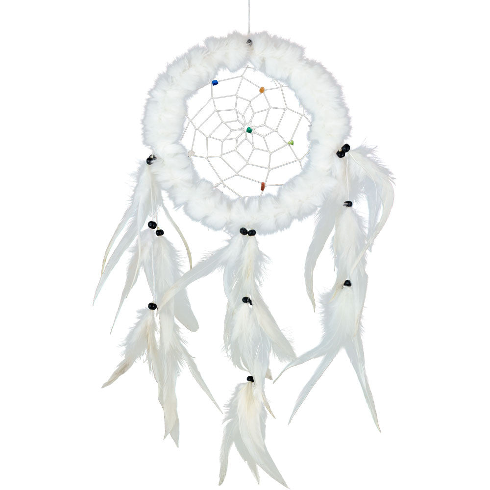 Polar Bear Spirit Dreamcatcher