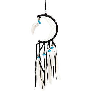 Black Moon Dreamcatcher