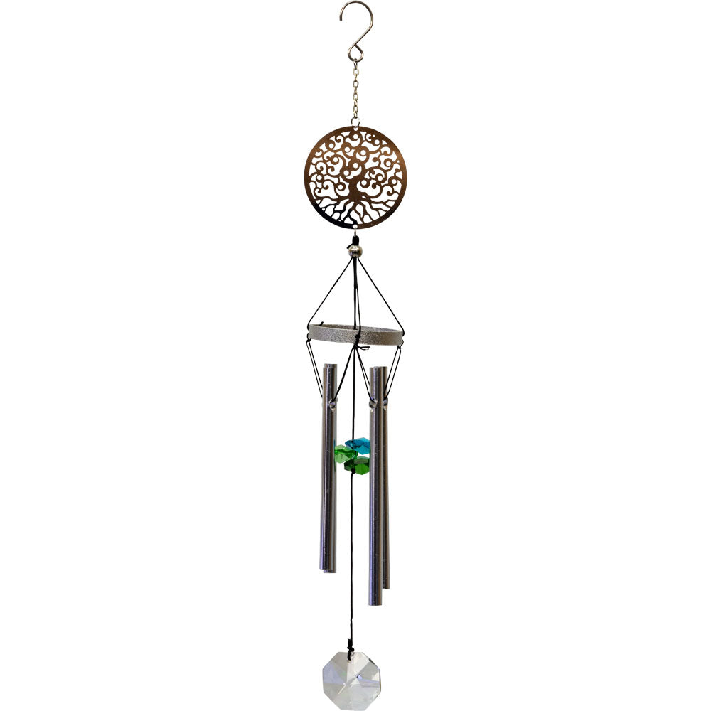 Tree of Life Suncatcher Wind Chime