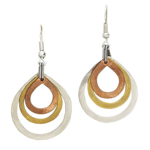 Raindrop Earrings Handcrafted in Kenya