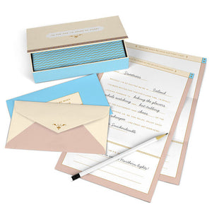 Letters to You Before Our Wedding ~ Read Me When Box