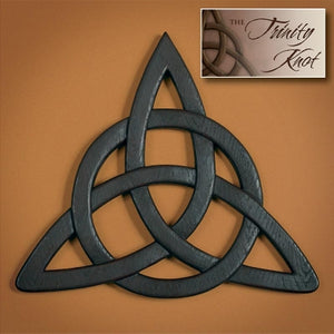 Trinity Knot Wall Hanging ~ Celtic Collection