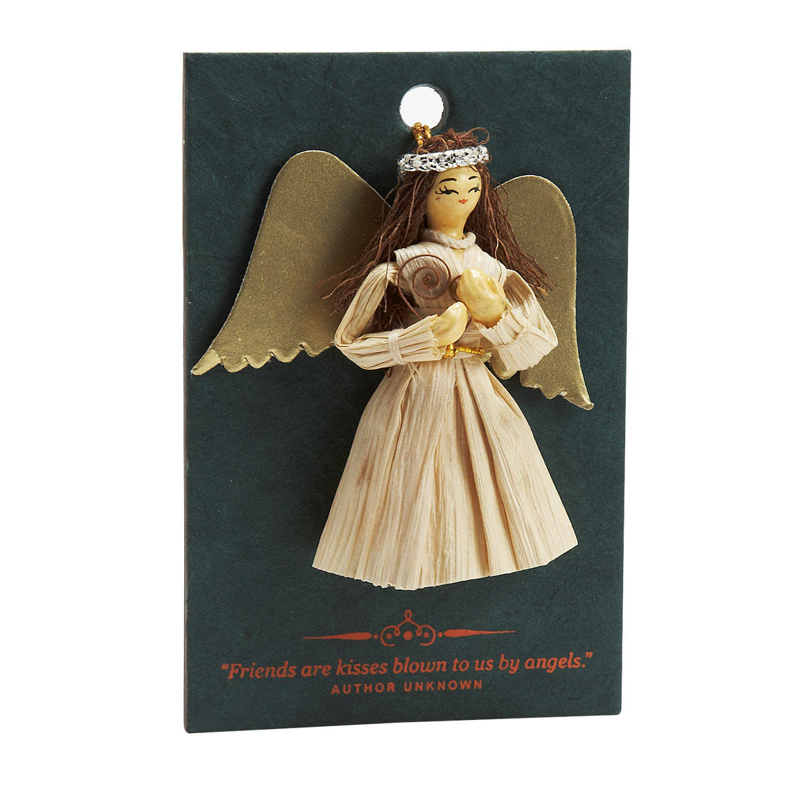 Lovely Lady Angel Ornament