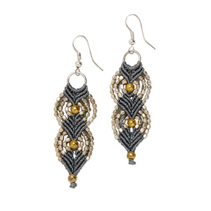 Enchanted Pathway Earrings Handcrafted in Nepal