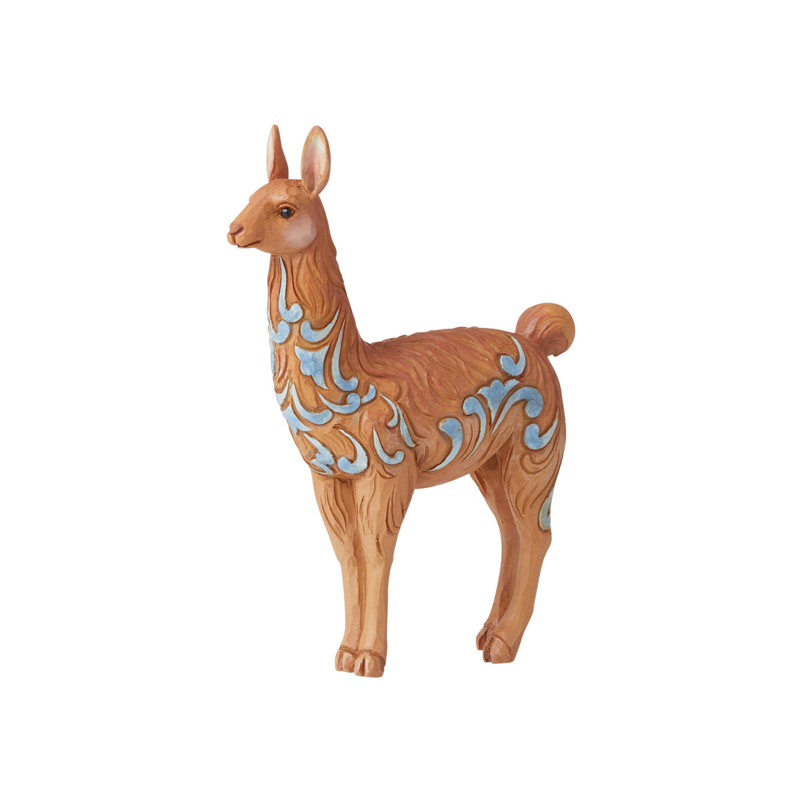 No Drama Mini Llama by Jim Shore Heartwood Creek