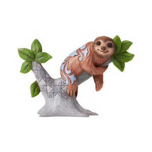 Don't Hurry Be Happy Mini Sloth by Jim Shore Heartwood Creek