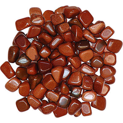 Goldstone Tumbled Stone