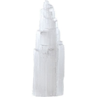 Selenite Iceberg Rough Stone Specimen