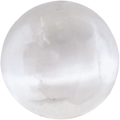 Selenite Gemstone Sphere