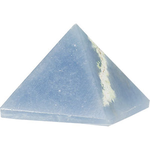 Gemstone Carved Pyramids