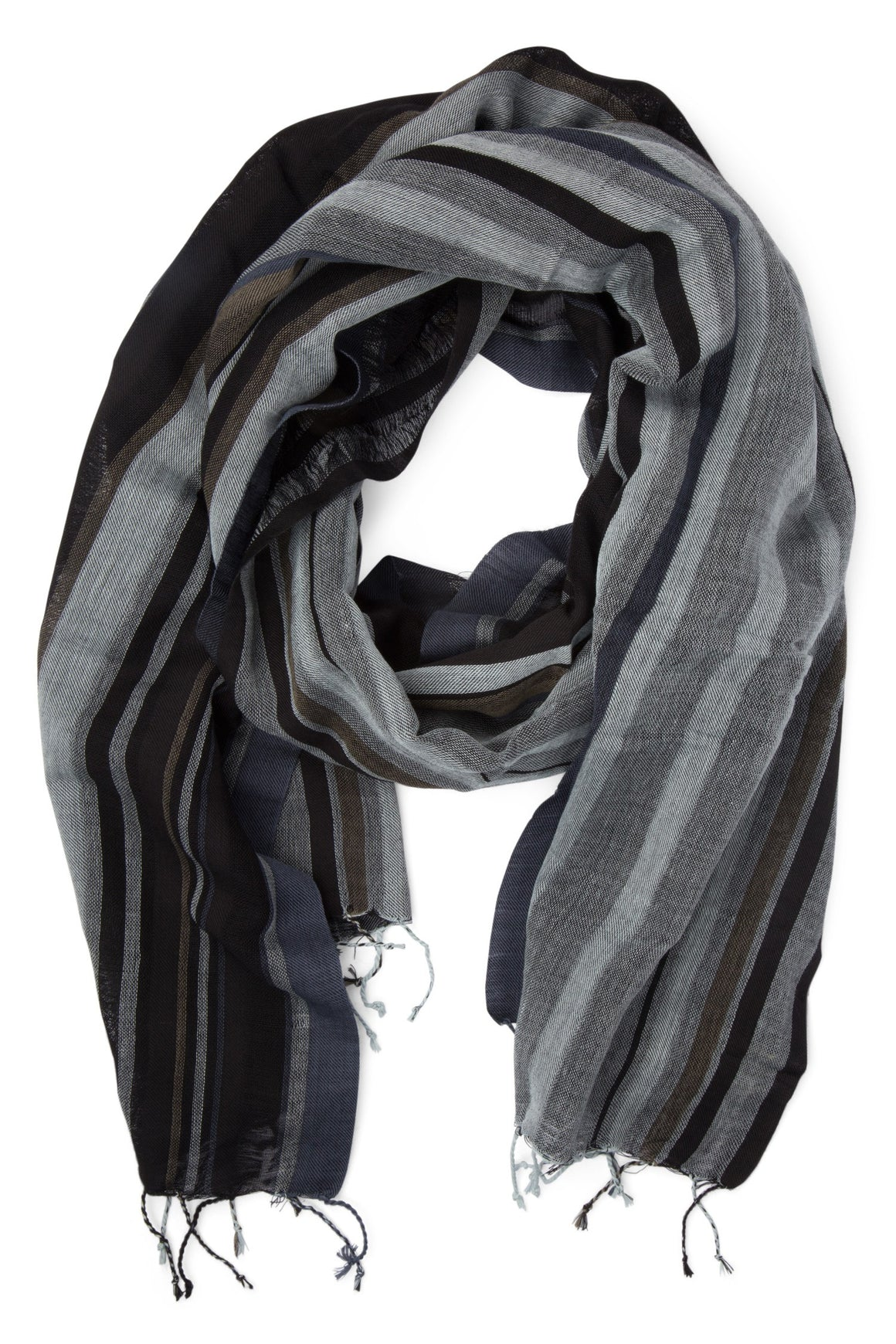 Night Stripes Scarf