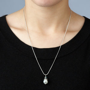 Andromeda Droplet Necklace