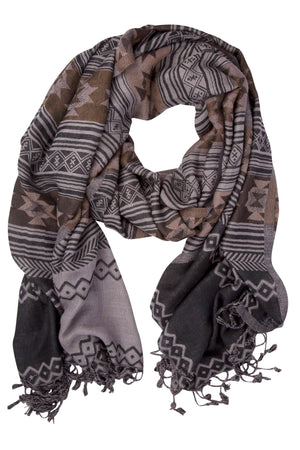 Desert Nights Blanket Scarf