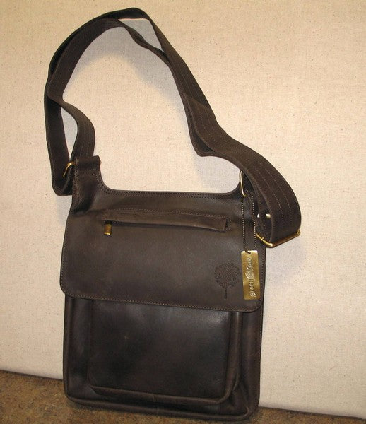 Eco Leather Shoulder Bag