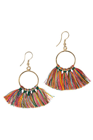 Friday Earrings Handcrafted in India