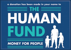 Seinfeld The Human Fund Money For People Magnet