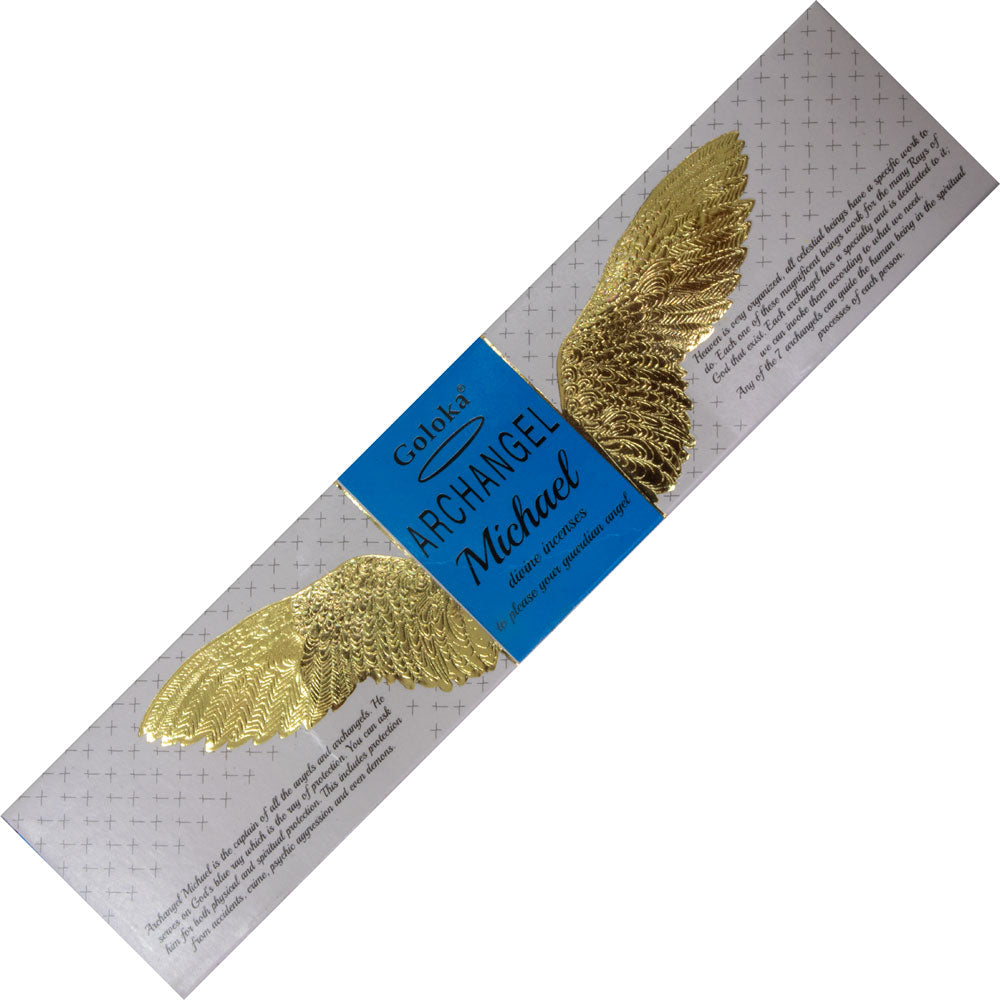 Goloka Divine Archangel Incense Sticks ~ Guardian Angel Michael