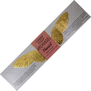 Goloka Divine Archangel Incense Sticks ~ Guardian Angel Haniel