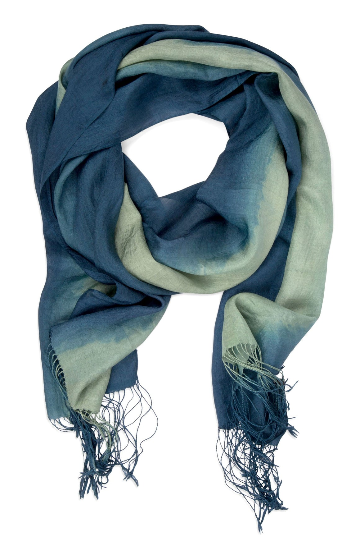 Marshlands Silk Scarf