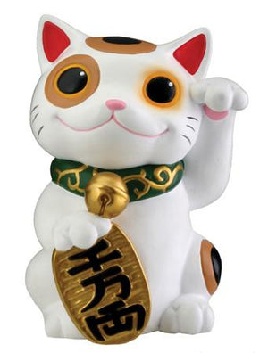 Lucky Cat - Maneki Neko Figurine