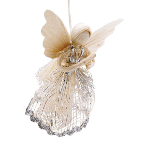 Celestial Angel Ornament Handcrafted in Philippines