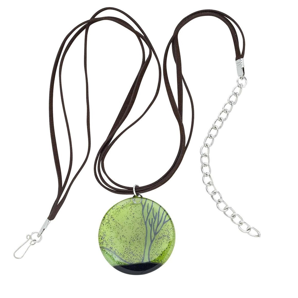 Tree Landscape Necklace