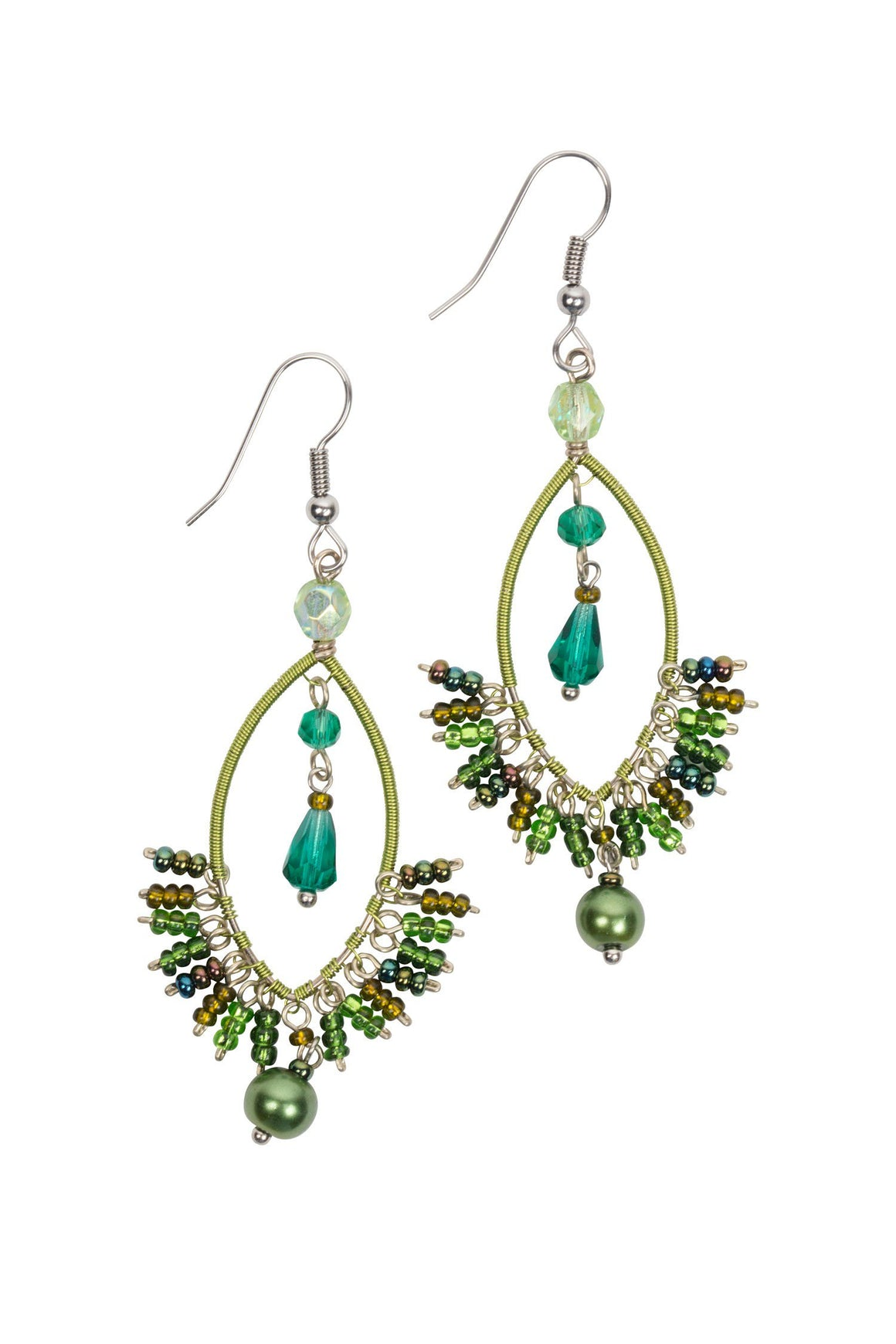 Grandeur Earrings