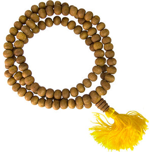 Sandalwood Prayer Mala 8mm