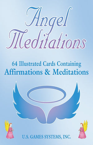 Angel Affirmation & Meditation Cards