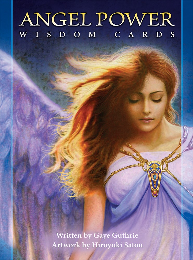 Angel Power Wisdom Guidance Card Deck