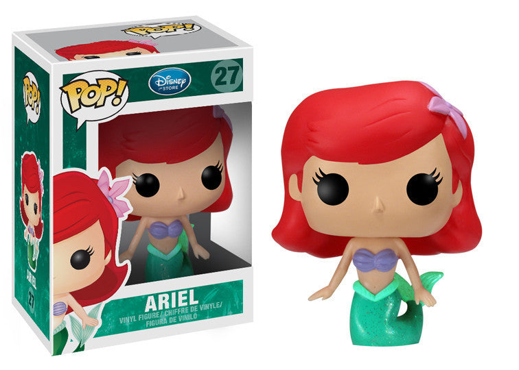 Funko Pop Vinyl Figurine Ariel The Little Mermaid Disney's The Little Mermaid