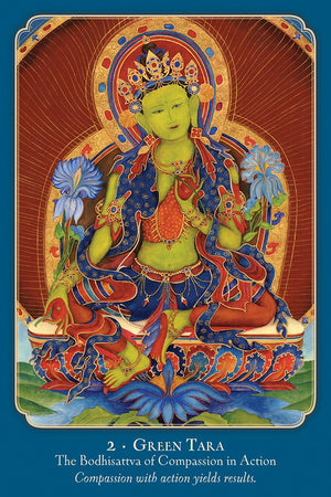 Buddha Wisdom, Shakti Power Card Deck