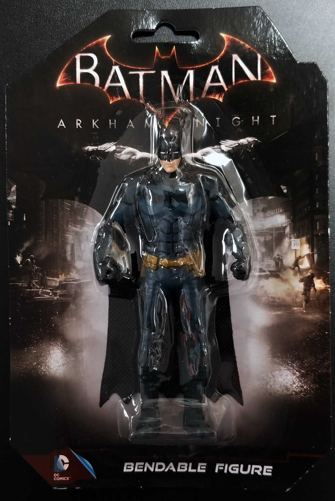 Batman Arkham Knight Bendable Figure