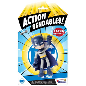 Batman Action Bendable Figure